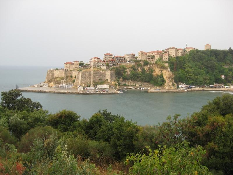 OLD BAR ,  ULCINJ AND ADA BOJANA