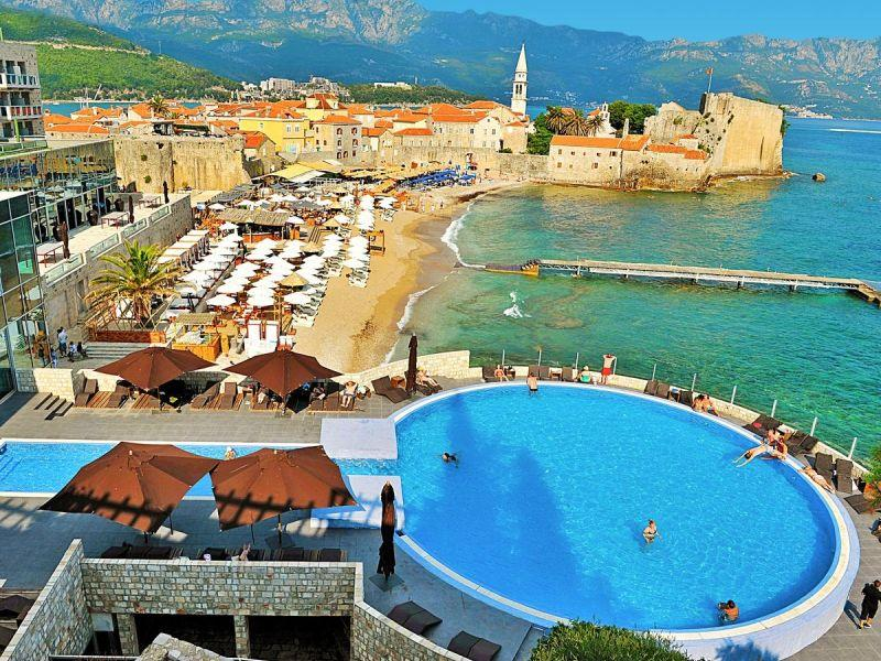 AVALA RESORT & VILLAS - BUDVA