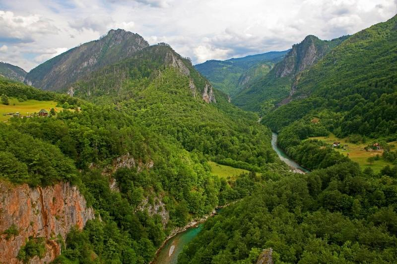 EXCURSION CANYON OF MONTENEGRO